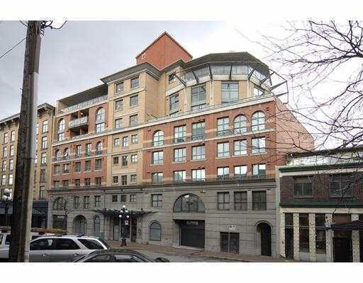 FEATURED LISTING: 207 - 55 ALEXANDER Street Vancouver