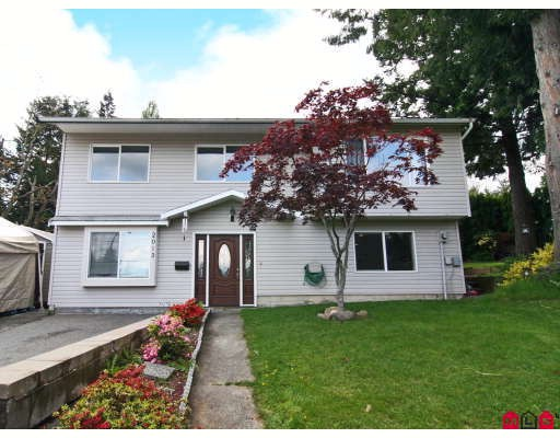 Main Photo: 2013 ELDORADO Place in Abbotsford: Central Abbotsford House for sale : MLS®# F2911143