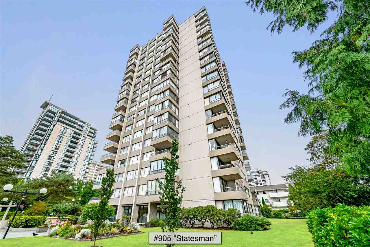 FEATURED LISTING: 905 - 740 HAMILTON Street New Westminster