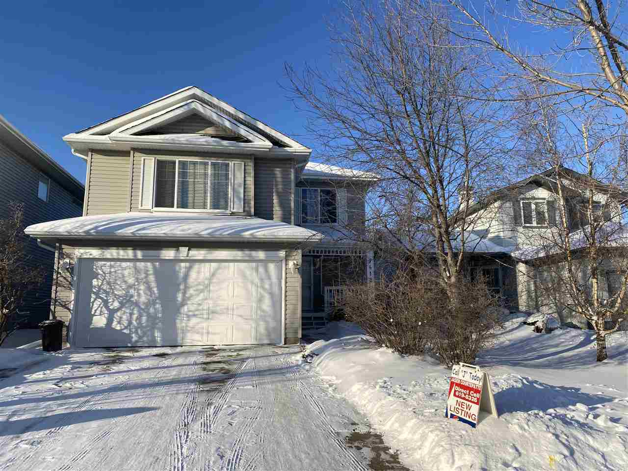 FEATURED LISTING: 1412 BRECKENRIDGE Drive Edmonton