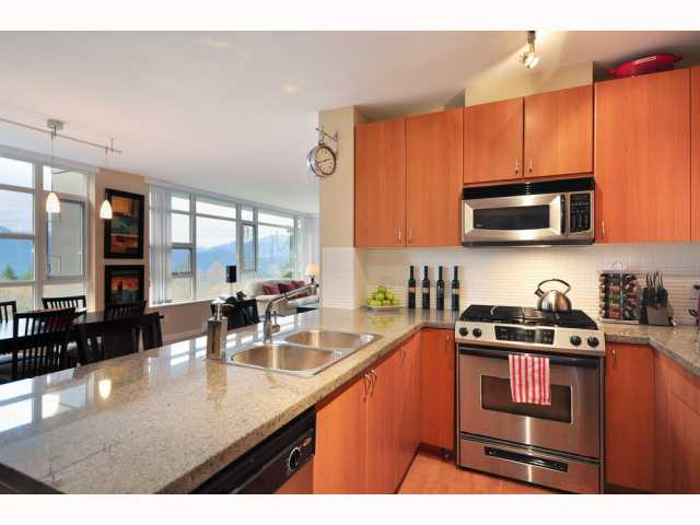 "Main Photo: 508 9266 UNIVERSITY Crescent in Burnaby: Simon Fraser Univer. Condo for sale in ""AURORA"" (Burnaby North)  : MLS®# V816016"