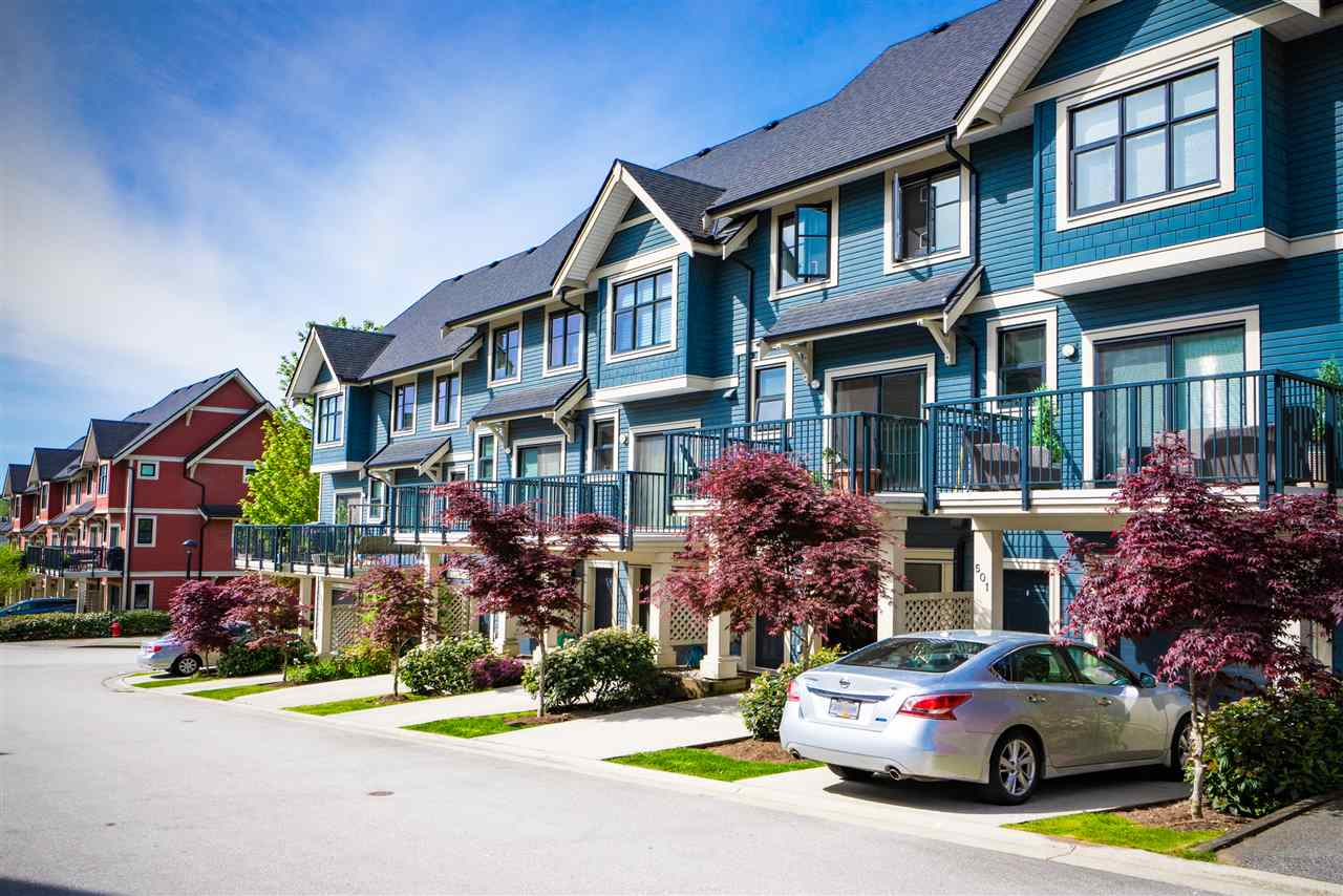FEATURED LISTING: 502 8485 NEW HAVEN Close Burnaby