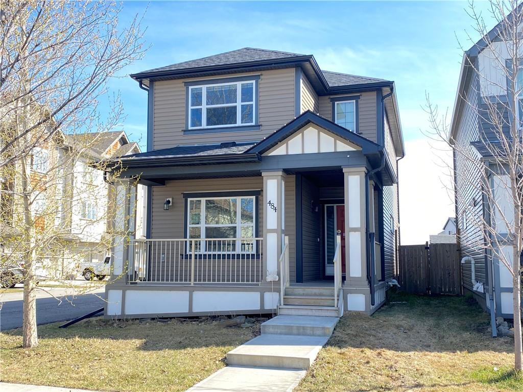 FEATURED LISTING: 484 COPPERPOND Boulevard Southeast Calgary