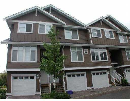 "Main Photo: 139 935 EWEN Avenue in New_Westminster: Queensborough Townhouse for sale in ""COOPERS LANDING"" (New Westminster)  : MLS® # V778605"