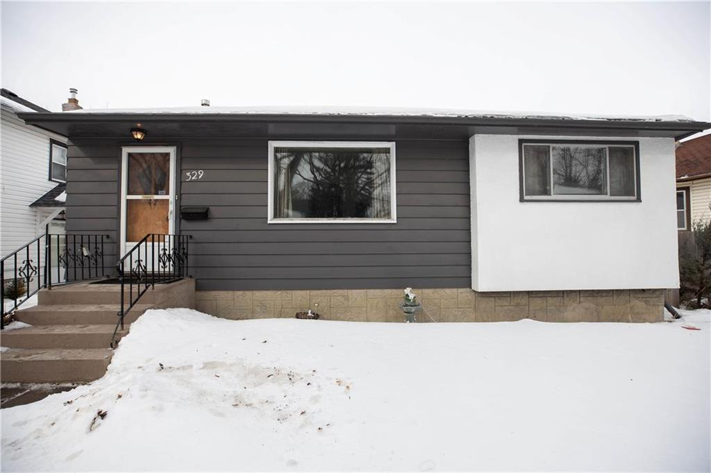 FEATURED LISTING: 329 Centennial Street Winnipeg