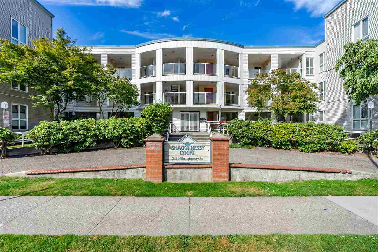 FEATURED LISTING: 206 2339 SHAUGHNESSY Street Port Coquitlam