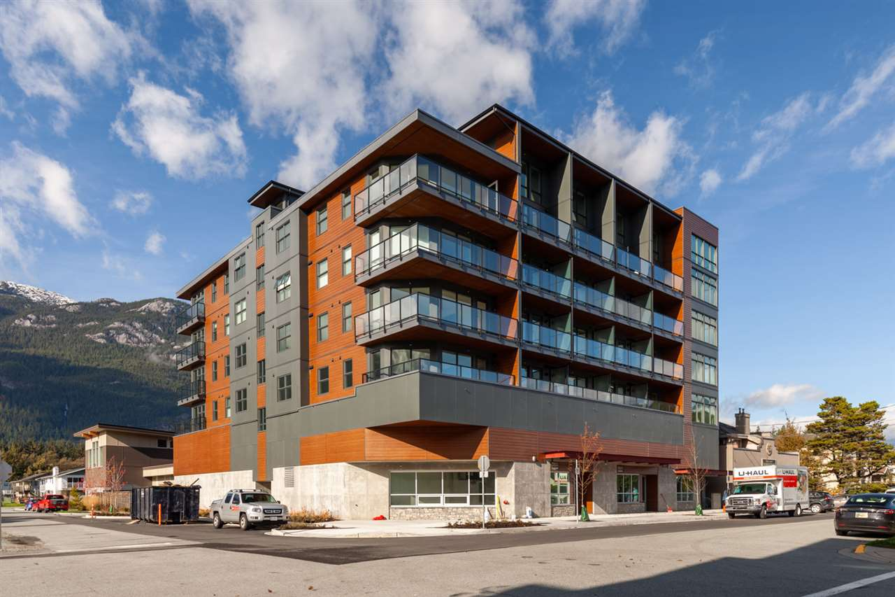 FEATURED LISTING: 404 - 38013 THIRD Avenue Squamish