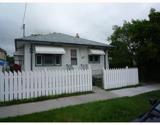 Main Photo: 491 MAGNUS Avenue in WINNIPEG: North End Residential for sale (North West Winnipeg)  : MLS®# 2913486