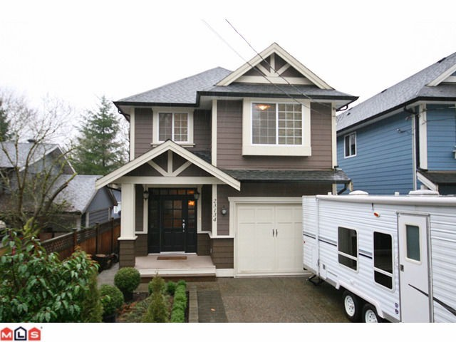 Main Photo: 23134 96TH Avenue in Langley: Fort Langley House for sale : MLS®# F1100047