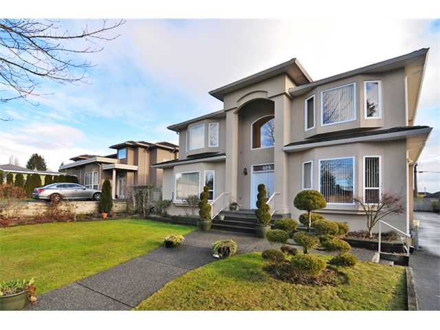 "Main Photo: 4616 BARKER Avenue in Burnaby: Burnaby Hospital House for sale in ""BURNABY HOSPITAL"" (Burnaby South)  : MLS® # V863768"