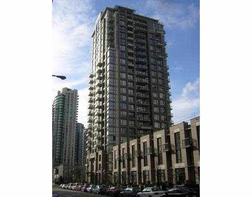"Main Photo: 605 1295 RICHARDS Street in Vancouver: Downtown VW Condo for sale in ""THE OSCAR."" (Vancouver West)  : MLS® # V719885"