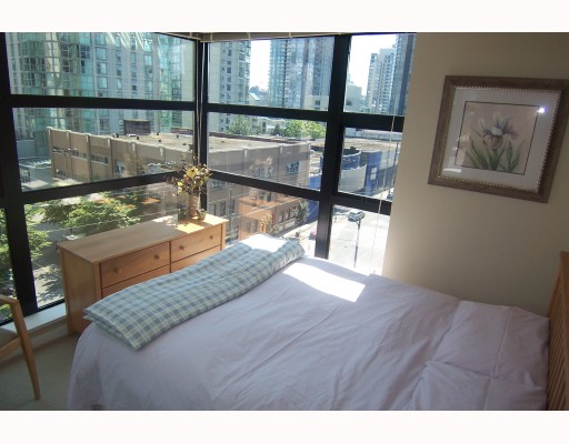 "Photo 4: 605 1295 RICHARDS Street in Vancouver: Downtown VW Condo for sale in ""THE OSCAR."" (Vancouver West)  : MLS® # V719885"