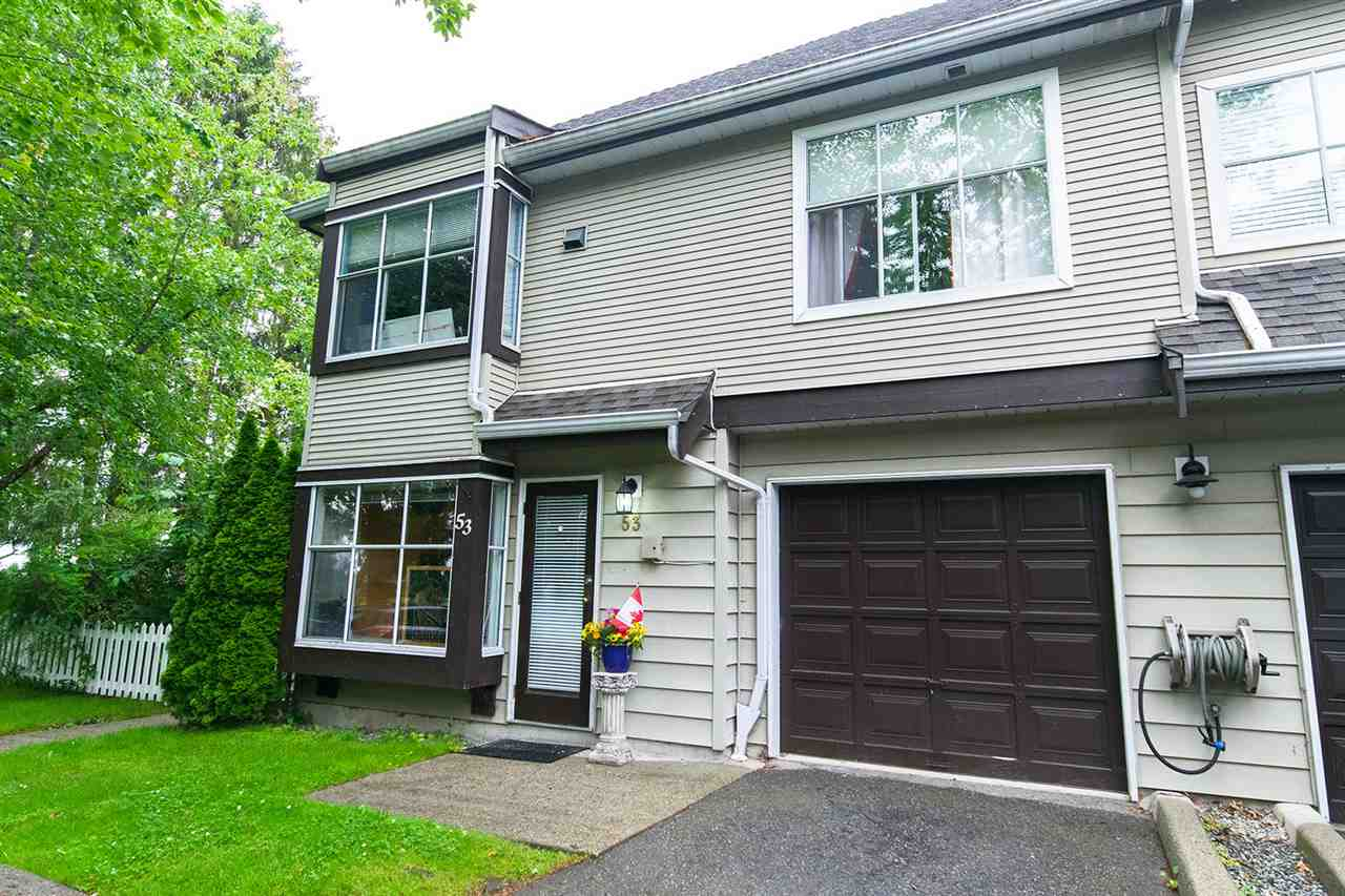FEATURED LISTING: 53 - 12099 237 Street Maple Ridge
