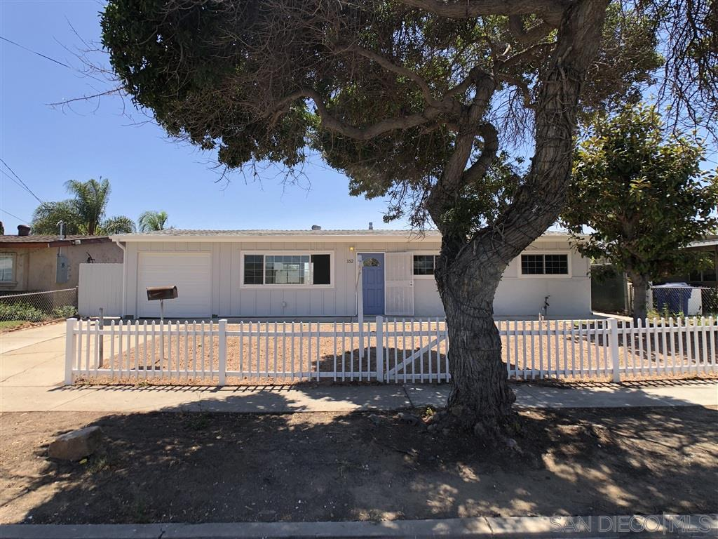 FEATURED LISTING: 152 Paisley St East Chula Vista