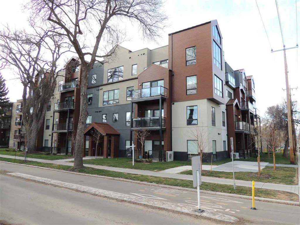 FEATURED LISTING: #103 - 10006 83 Avenue Edmonton