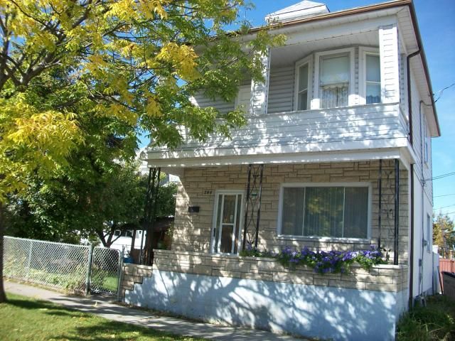 Main Photo: 244 PARR Street in WINNIPEG: North End Residential for sale (North West Winnipeg)  : MLS® # 1018827