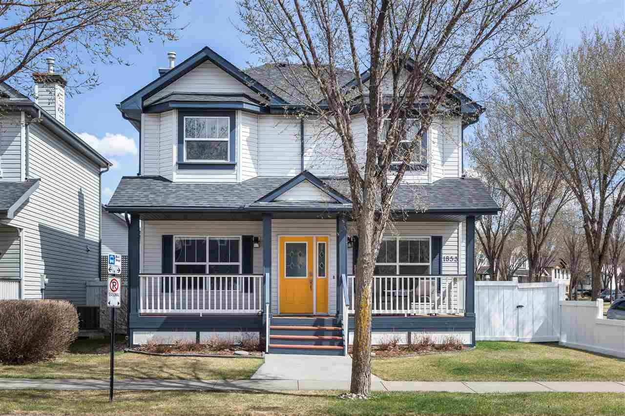 FEATURED LISTING: 1853 Tomlinson Way Edmonton