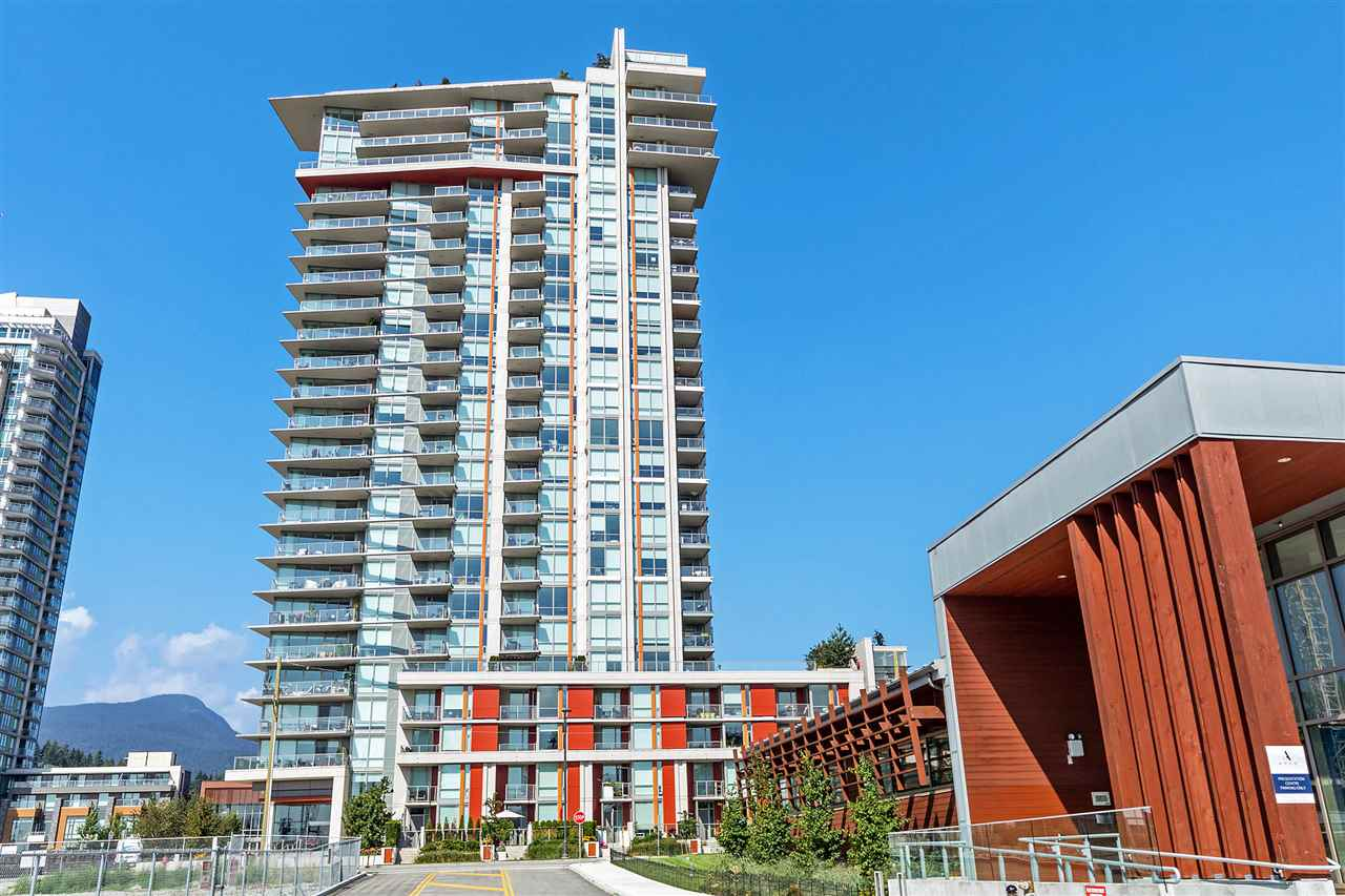 FEATURED LISTING: 907 - 1550 FERN Street North Vancouver