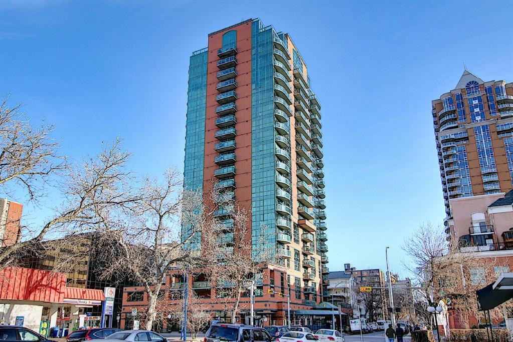 FEATURED LISTING: 1201 - 836 15 Avenue Southwest Calgary
