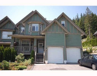 Main Photo: 2917 FERN Drive: Anmore House 1/2 Duplex for sale (Port Moody)  : MLS® # V772350