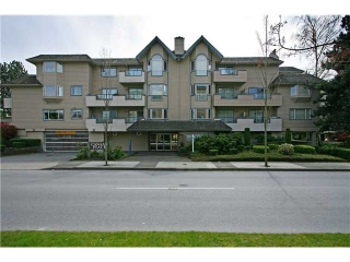"Main Photo: 111 8700 WESTMINSTER Highway in Richmond: Brighouse Condo for sale in ""CANAAN PLACE"" : MLS®# V835639"