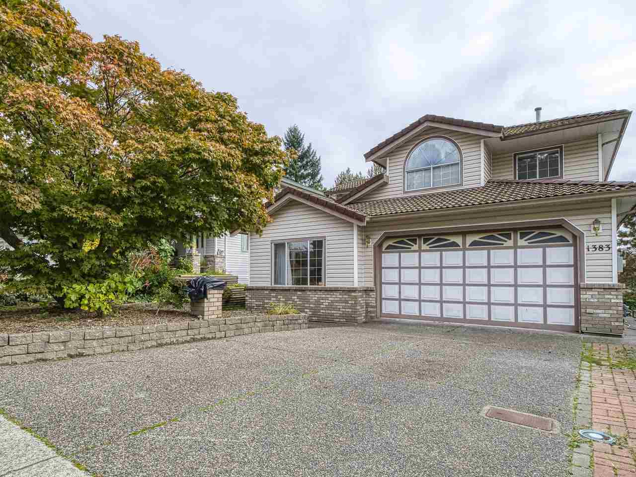 FEATURED LISTING: 1383 KENNEY Street Coquitlam