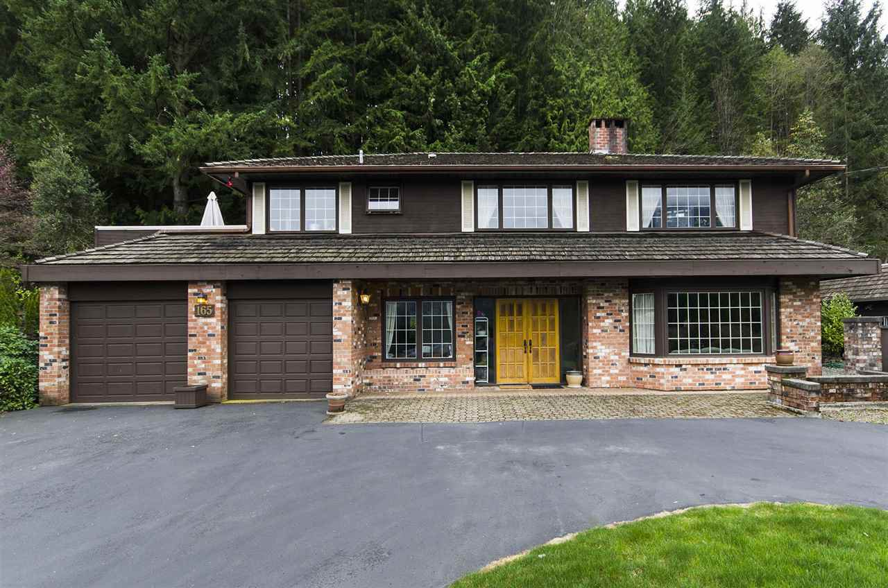 FEATURED LISTING: 165 STEVENS Drive West Vancouver