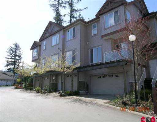 "Main Photo: 13 15133 29A AV in White Rock: King George Corridor Townhouse for sale in ""Stonewoods"" (South Surrey White Rock)  : MLS®# F2507241"
