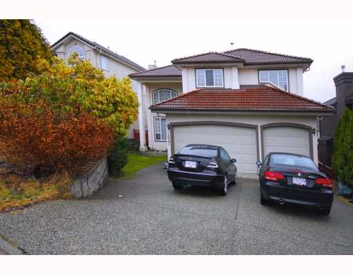 Main Photo: 1637 PINETREE Way in Coquitlam: Westwood Plateau House for sale : MLS® # V755454