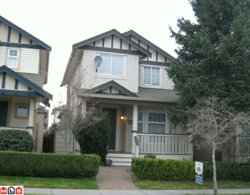 "Main Photo: 15767 CRANLEY Drive in Surrey: King George Corridor House for sale in ""CRANLEY VILLAGE"" (South Surrey White Rock)  : MLS®# F1004943"
