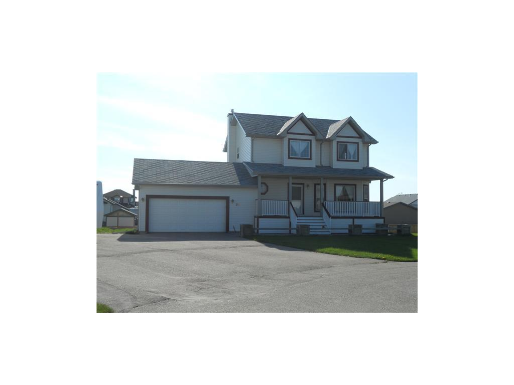 Main Photo: 20 Henderson Bay NE in Langdon: House for sale : MLS® # C3458232
