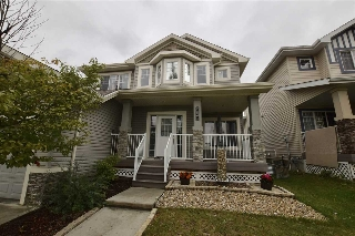 Main Photo: 1541 RUTHERFORD Road in Edmonton: Zone 55 House Half Duplex for sale : MLS® # E4083095
