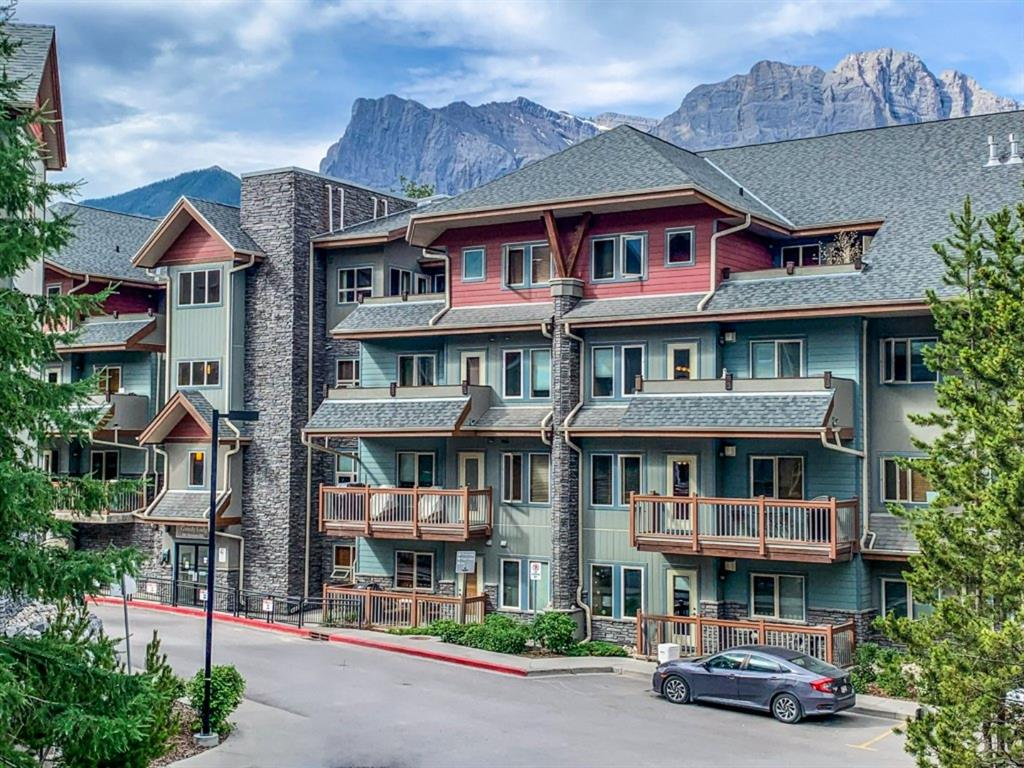 FEATURED LISTING: 311 - 101 Montane Road Canmore