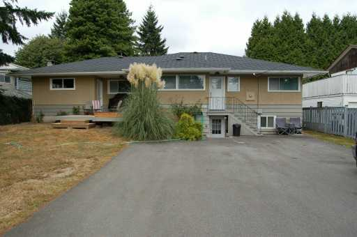 Main Photo: 22034 LOUGHEED HY in Maple Ridge: West Central House for sale : MLS®# V612098