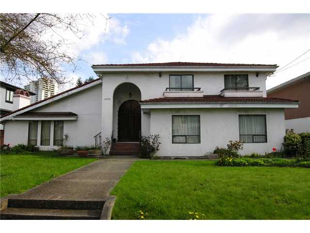 FEATURED LISTING: 4078 FARRINGTON Street Burnaby