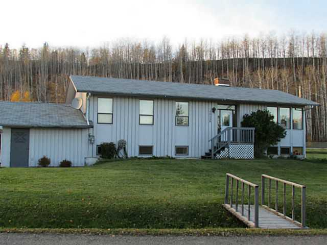 Main Photo: 10138 MACINTOSH Crescent: Hudsons Hope House for sale (Fort St. John (Zone 60))  : MLS® # N231593