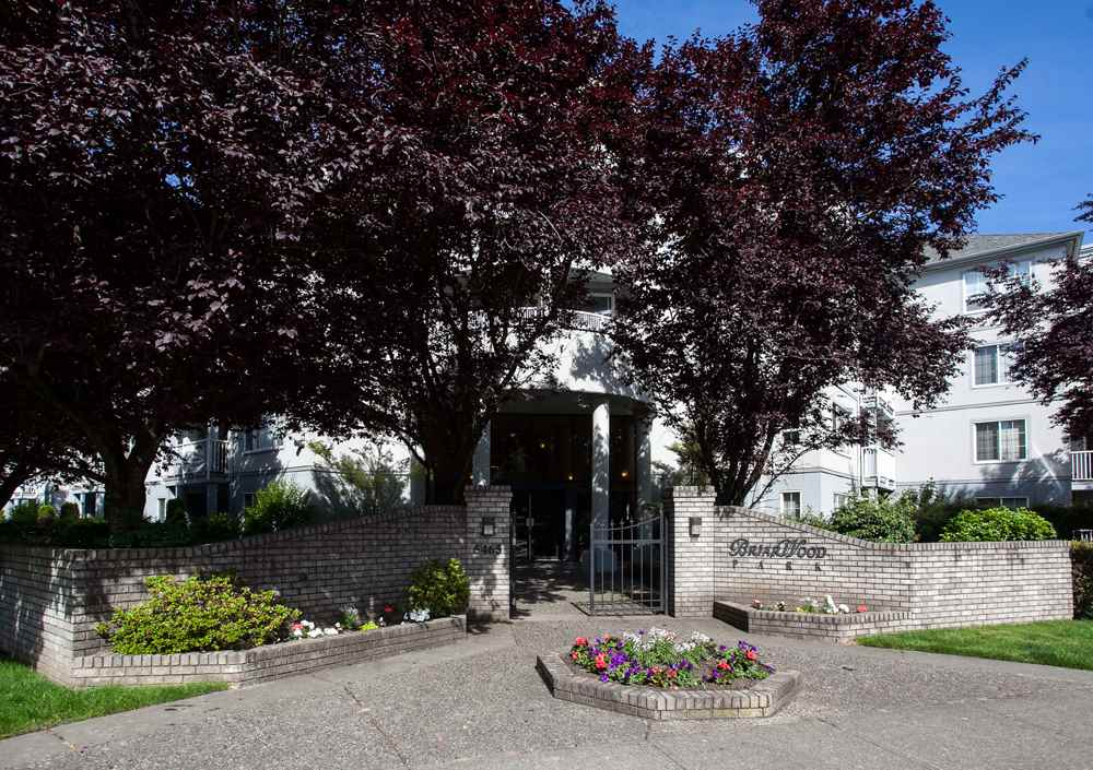 "Main Photo: 207 5465 201 Street in Langley: Langley City Condo for sale in ""Briarwood"" : MLS®# R2088449"