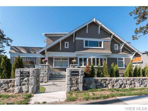 Main Photo: 1952 Runnymede Avenue in VICTORIA: Vi Fairfield East Single Family Detached for sale (Victoria)  : MLS® # 370706