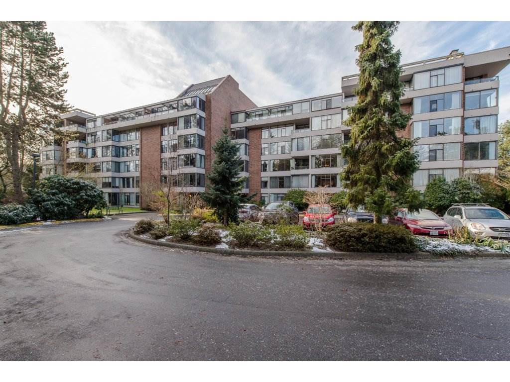 "Main Photo: 509 4101 YEW Street in Vancouver: Quilchena Condo for sale in ""ARBUTUS VILLAGE"" (Vancouver West)  : MLS® # R2127586"