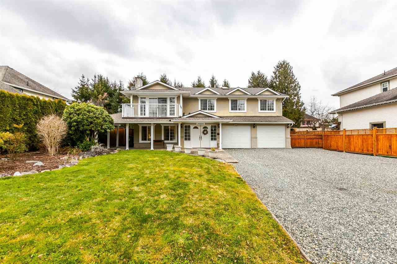 FEATURED LISTING: 21895 44 Avenue Langley