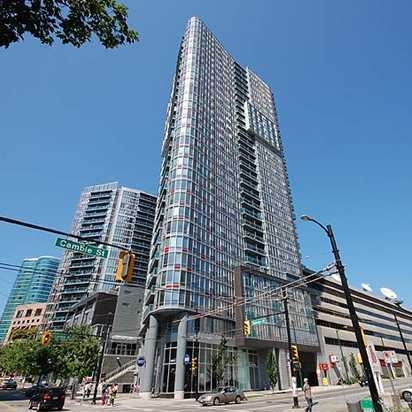 Main Photo: 710 233 ROBSON Street in Vancouver: Downtown VW Condo for sale (Vancouver West)  : MLS(r) # R2175961