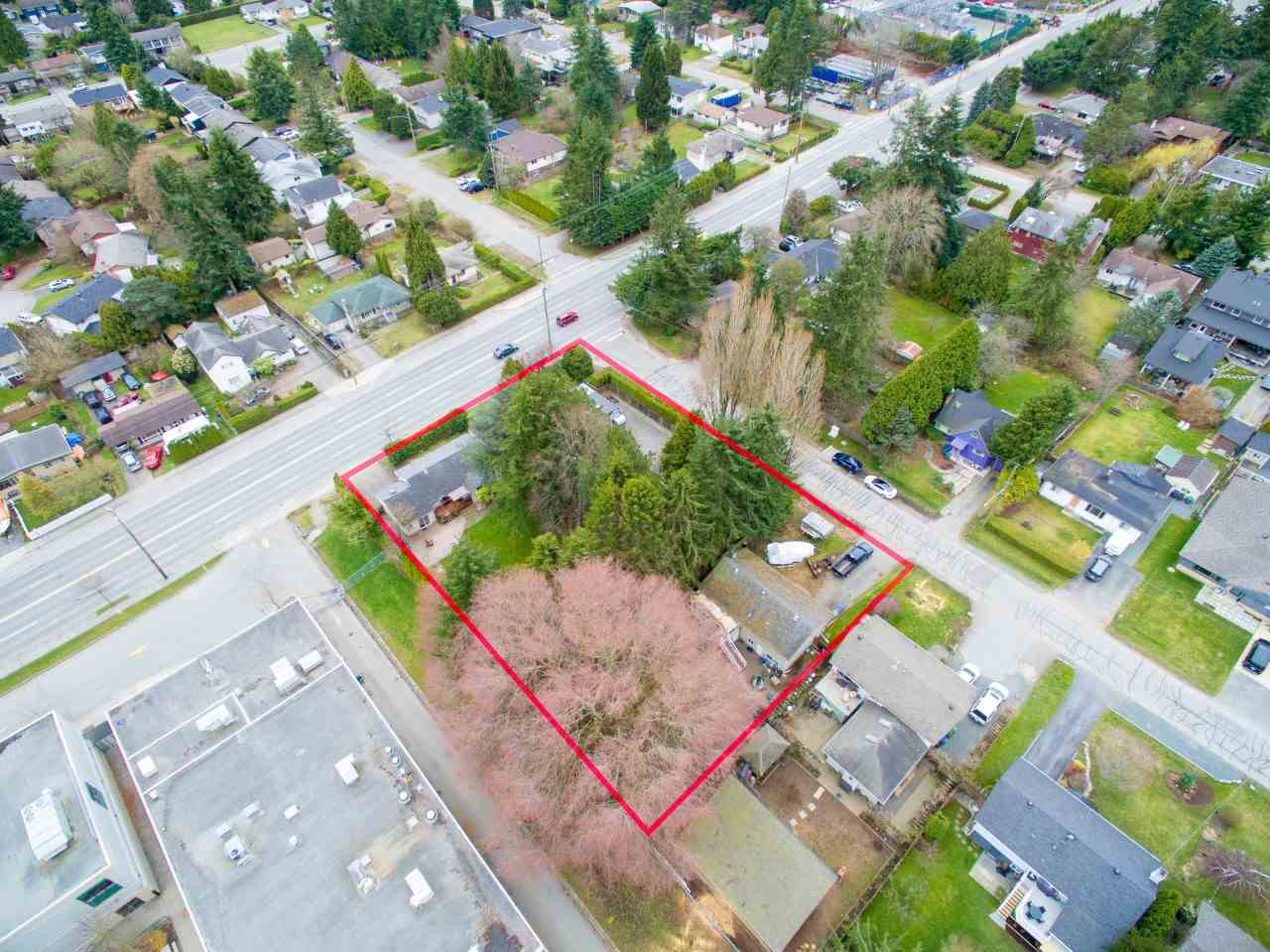 Main Photo: 15719 16 Avenue in Surrey: Sunnyside Park Surrey House for sale (South Surrey White Rock)  : MLS®# R2249136
