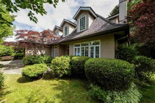 Main Photo: 8530 ANGLER'S Place in Vancouver: Southlands House for sale (Vancouver West)  : MLS®# R2287989