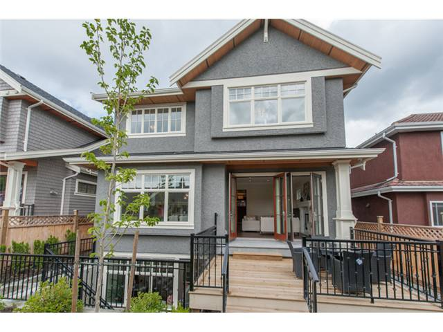 Main Photo: 3968 W 20TH AV in Vancouver: Dunbar House for sale (Vancouver West)  : MLS®# V1024335
