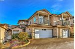 Main Photo: 13 4525 Wilkinson Road in VICTORIA: SW Royal Oak Townhouse for sale (Saanich West)  : MLS® # 387903
