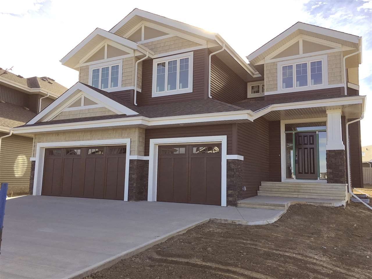 Main Photo: 8712 219 Street in Edmonton: Zone 58 House for sale : MLS®# E4097301