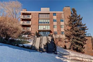 Main Photo: 401 354 2 Avenue NE in Calgary: Crescent Heights Condo for sale : MLS® # C4170237