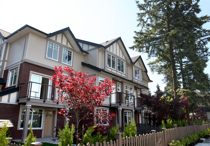 Main Photo: #60 - 7090 180th St. in Cloverdale: Townhouse for sale