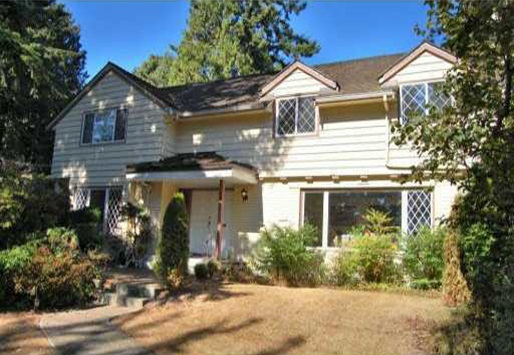 Main Photo: 2587 W 49TH AVENUE in Vancouver: Kerrisdale House for sale (Vancouver West)  : MLS® # R2163129