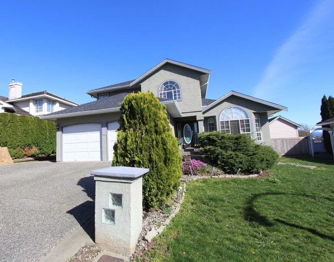 Main Photo: 3164 SWALLOW Place in Abbotsford: Abbotsford West House for sale : MLS® # R2046689